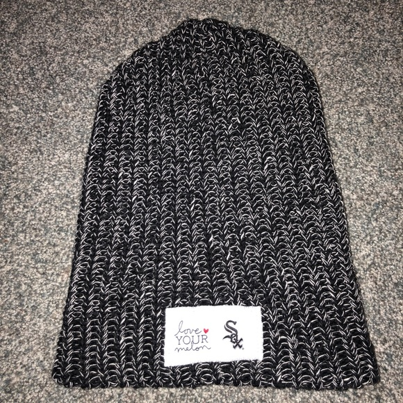 Love Your Melon Accessories - White Sox LYM beanie abfd2f026a93